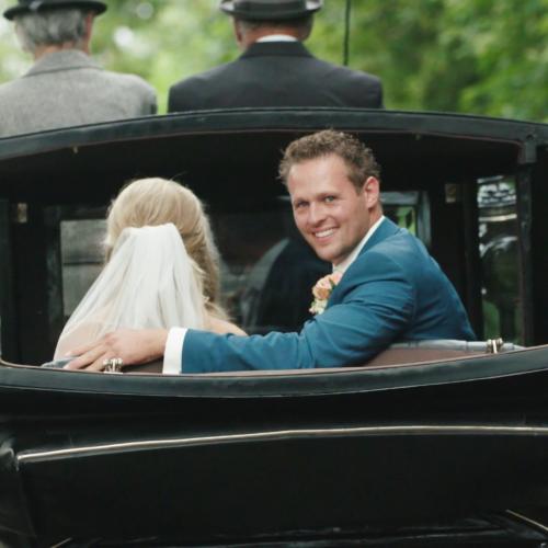 Bruiloftsfilm laten maken